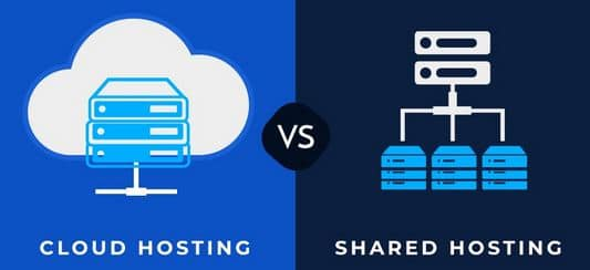 Cloud Hosting Vs Web Hosting